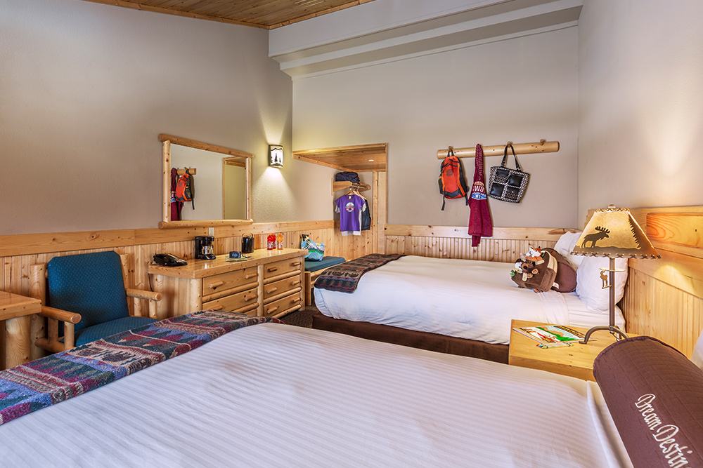 Standard Lodge Bedroom