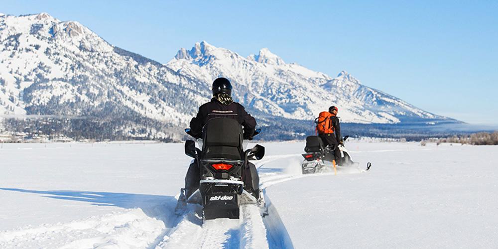 Jackson Hole Snowmobiling Experience Jackson Hole Near